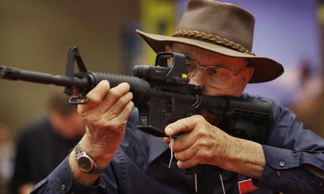 guns, Henry Porter