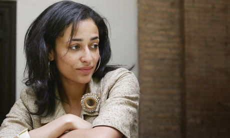 Zadie Smith, rules for musicians