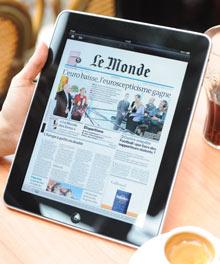 Apple iPad - Paris