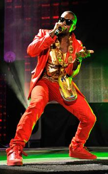 2010 Kanye West