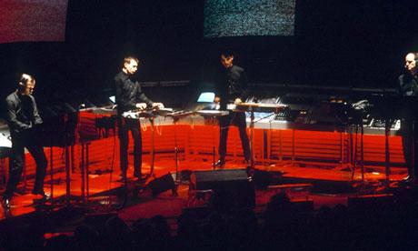 Kraftwerk 1981 tour