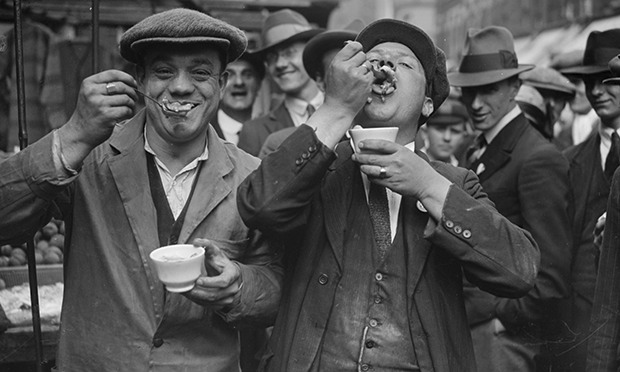 Britain Falls For The Joy Of Jellied Eels Life And Style