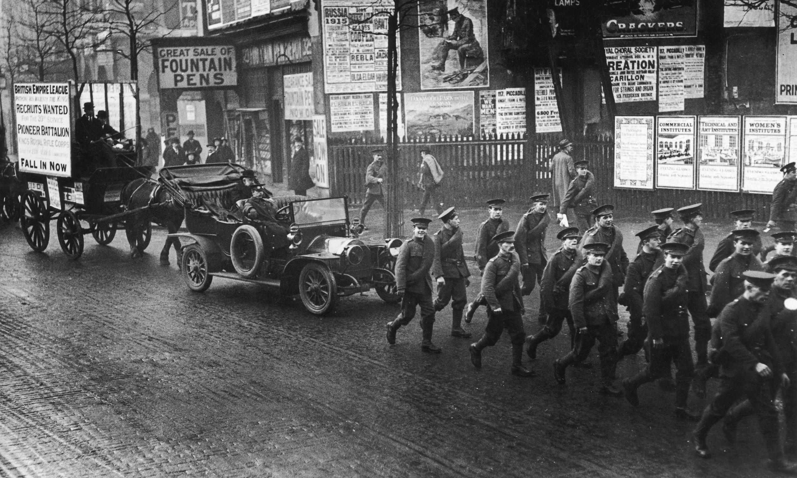 First World War Still No End In Sight By Frank Furedi