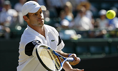 Roddick has improved his play at the net