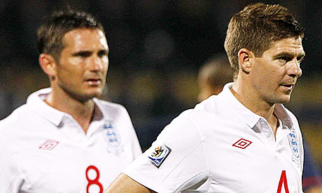 Lampard isn't out of focus, he just looks like that.