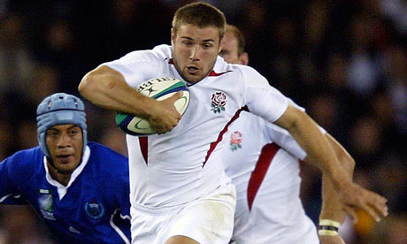 Ben Cohen during the 2003 World Cup