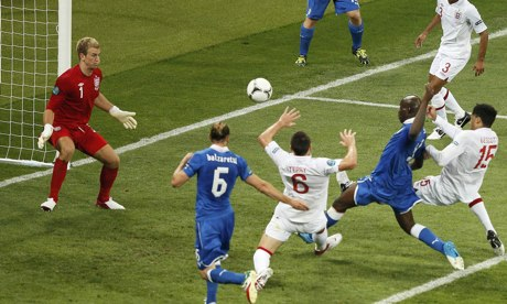 England vs Italy World cup 2014