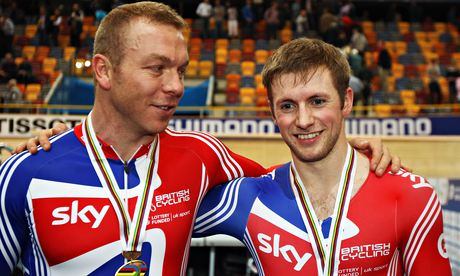 Chris Hoy Jason Kenny