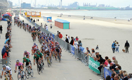 Four Days of Dunkirk cycling race