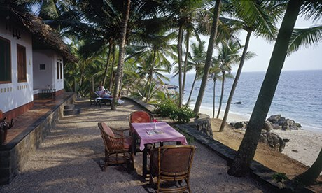 Karikkathi Beach House, Kovalam beach