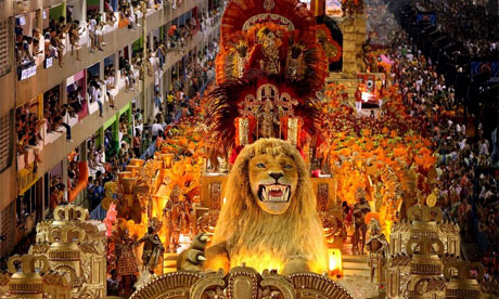 Expert Traveller How To Do The Rio Carnival Travel
