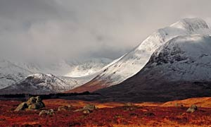 Rannoch Moor, Scottish Highlands