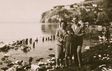 Kapka's Kassabova's mother and grandparents