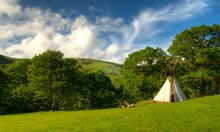 Eco Retreats, Wales