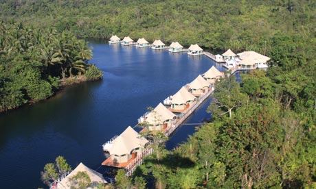 Four Rivers Lodge