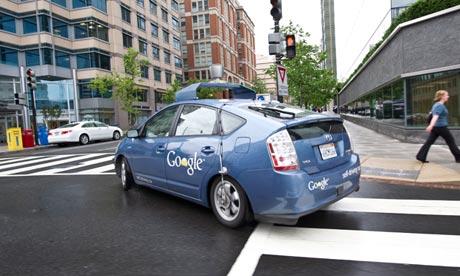 Google Autonomous Prius
