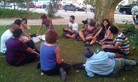 Indignados Lisboa in Lisbon, Portugal