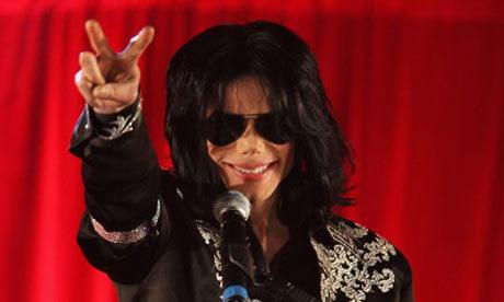 Skeletor.... I mean Michael Jackson