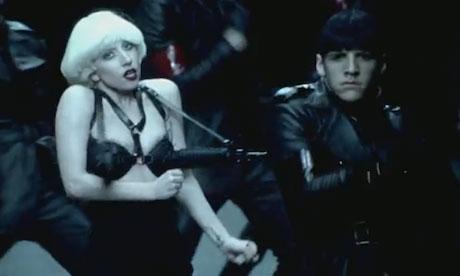 10 Lady Gaga Alejandro