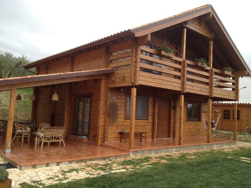Casetta in legno Chieti
