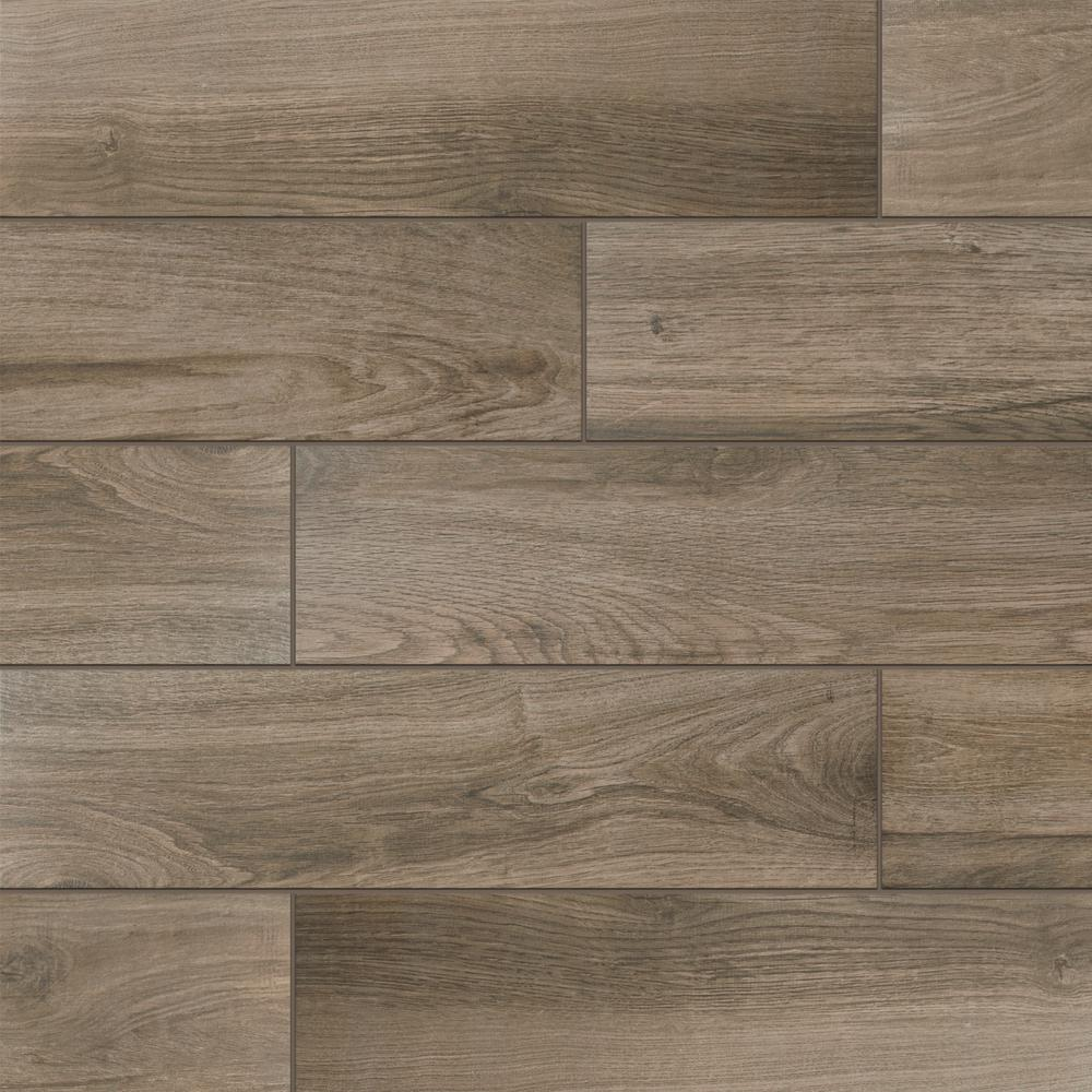 lifeproof sierra wood 6 in x 24 in porcelain floor and wall tile 14 55 sq ft case