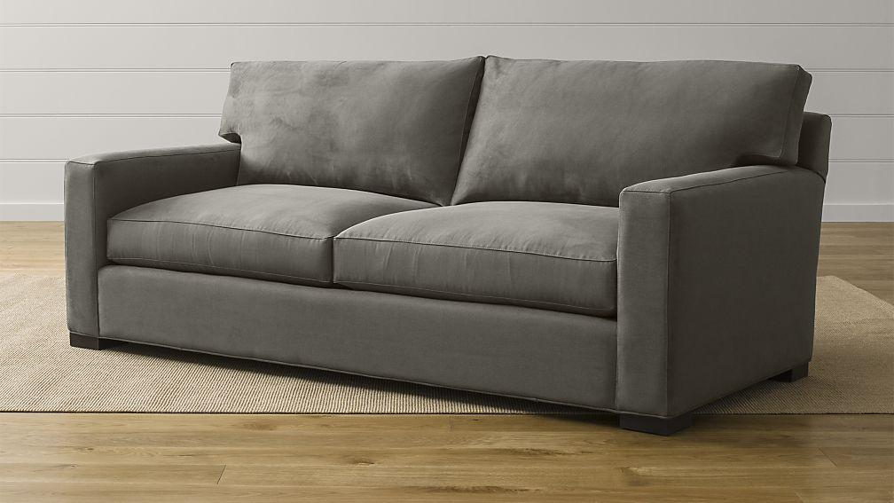 axis ii 2 seat sofa douglas nickel