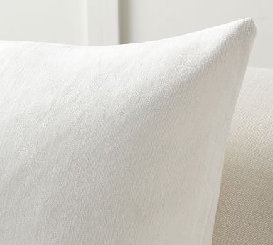 lucia chenille pillow cover 22 x 22 fig