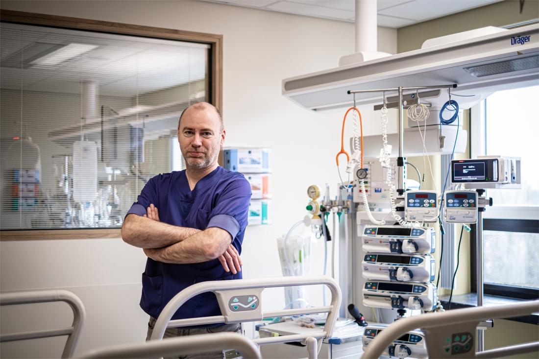 """Medisch directeur Jessa: """"Tijdens de tweede golf zullen minder Covid-patiënten sterven"""""""