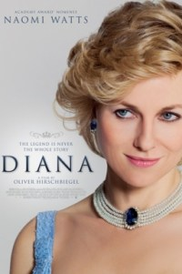 Poster for 2013 royal biopic Diana