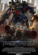 Transformers: Dark of the Moon Poster