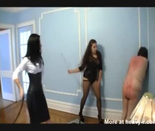Mistresses Double Whipping