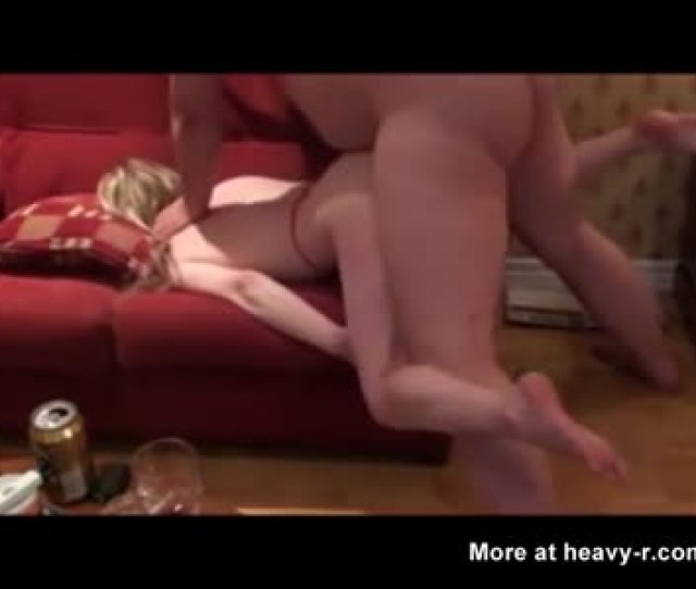 Fat Dad Fucks Drunk Teen Daughter