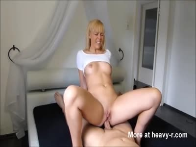 Anal Creampie With Squirting Orgasm