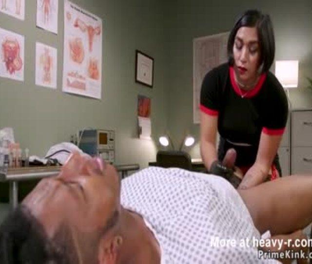 Asian Female Doctor Wants Dick