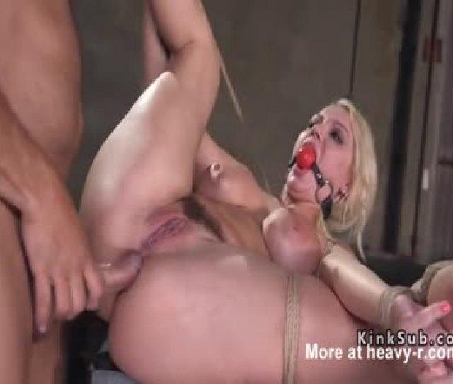 Anal Bondage Sex