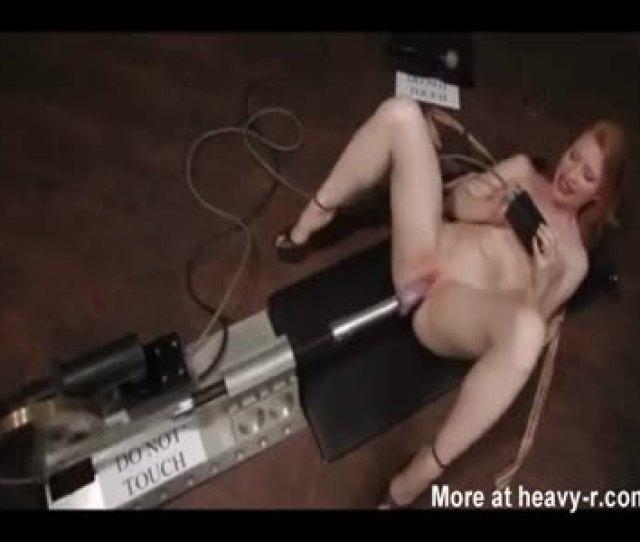Sex Machine On Full Power