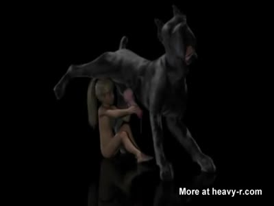 Dog & Horse (sex) Picture Slideshow