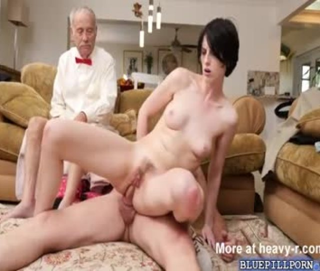 Old Cock Fucking Teen In Ass