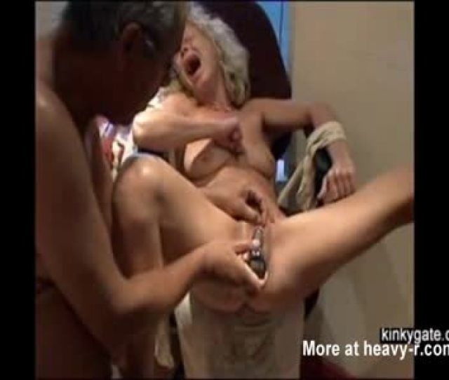 Lots Of Orgasms For Mature Wife