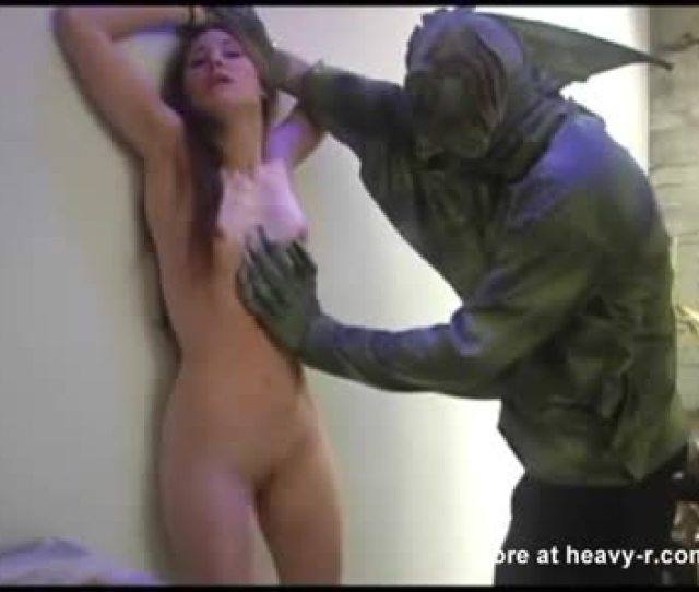 A Monster Rape