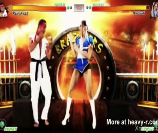 Street Fighter Porn