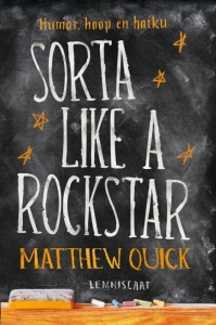 Sorta Like A Rockstar Boek omslag