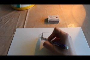 Zeichnen Lernen 3d Fur Anfanger Leicht 08 Easy 3d Drawing