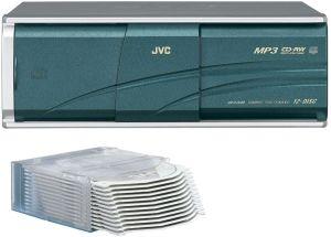 JVC CHX1500 Auto CD Wechsler: Tests & Erfahrungen im HIFI
