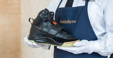 Kanye's Nike Air Yeezy 1 Prototype Is Up for Grabs for  Million-Plus