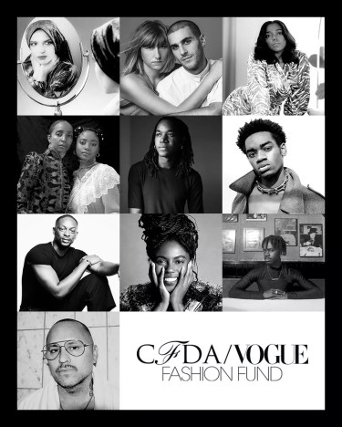 This Year's CFDA/ Vogue Fashion Fund Prize Finalists Reflect a Transforming Industry
