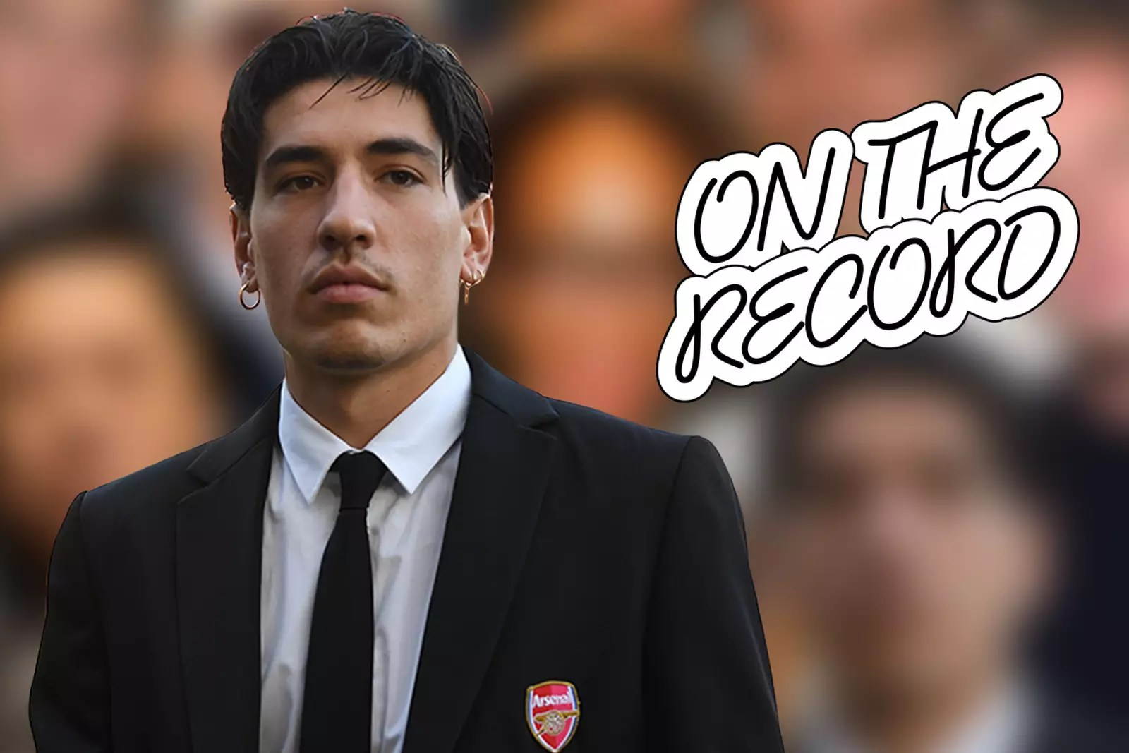 who is arsenal s hector bellerin off