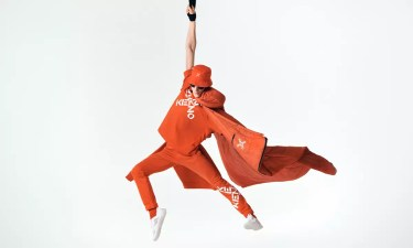 Kenzo Sport's Latest Collection Takes Athleisure to New Heights, Literally