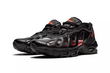 You'll Need to Step Up Your Sock Game for This Supreme x Nike Air Max 96