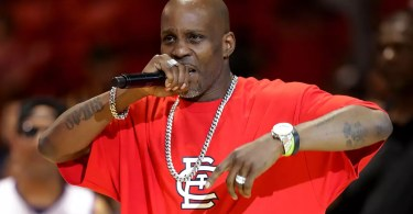 How to Watch DMX's Private Memorial Service